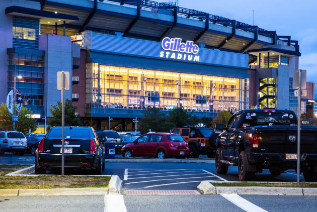 Here's a Chance to Win an AFC Championship Weekend Stay in Foxboro