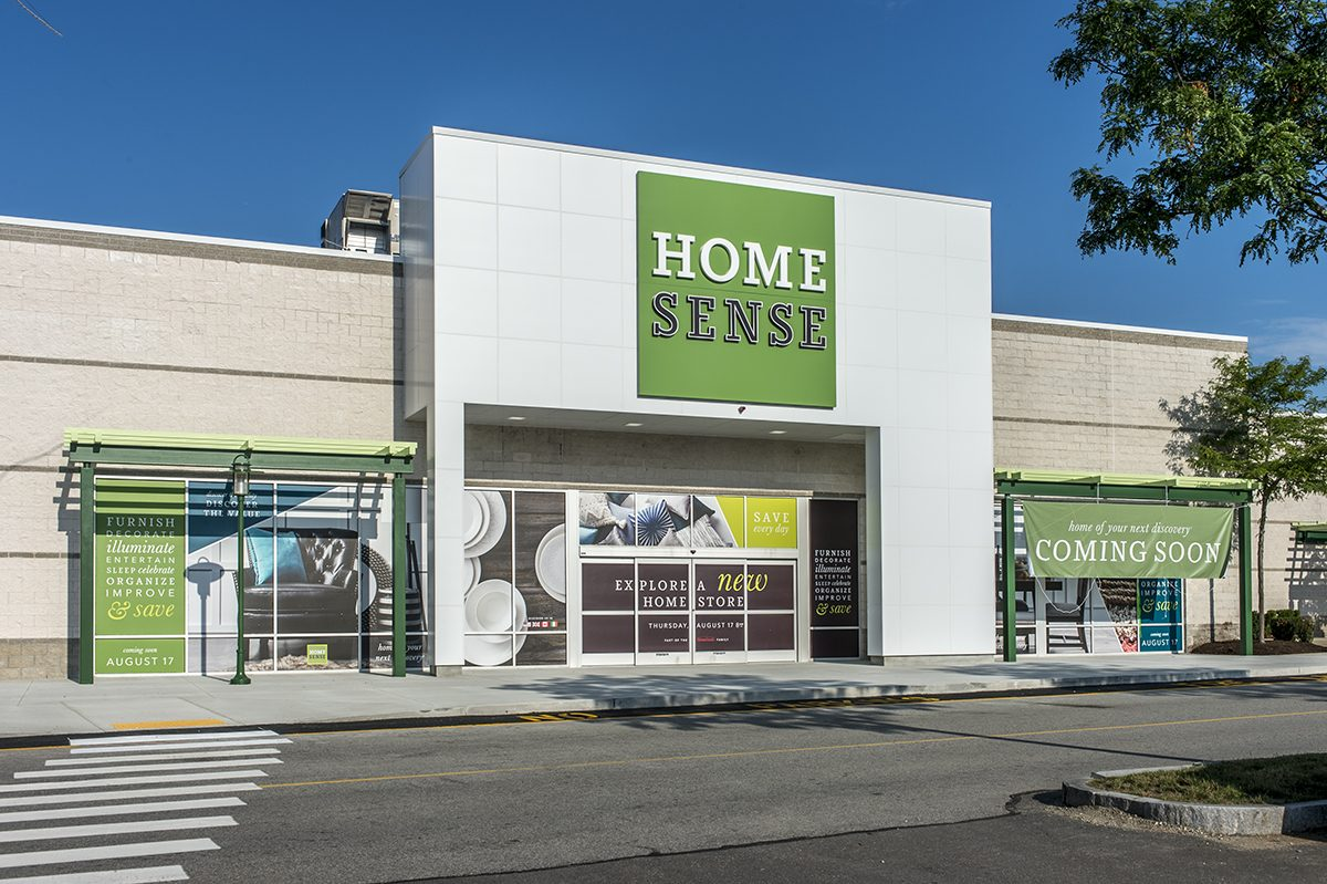 home shop design. Photo by Ken Marcou for Homesense Maxxinistas Can Now Shop Furniture at  Boston Magazine