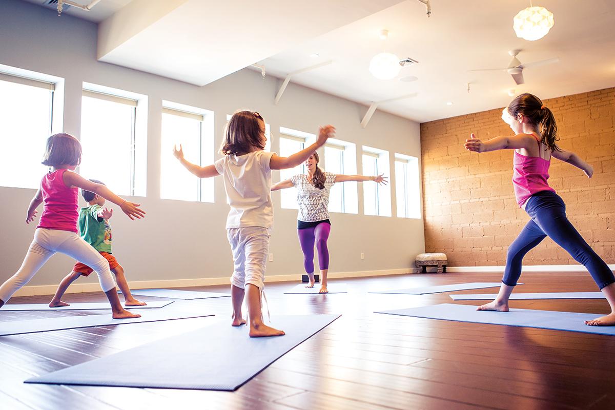 healthy kids classes boston
