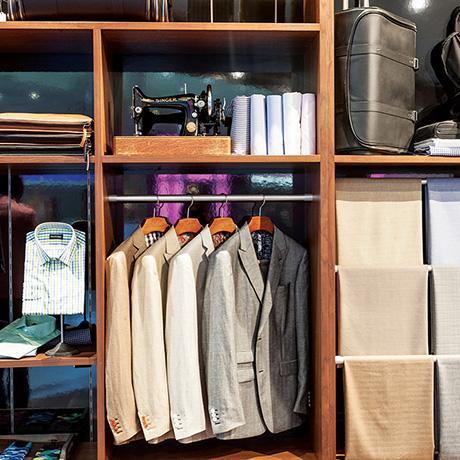 Five Great Menswear Stores in Boston