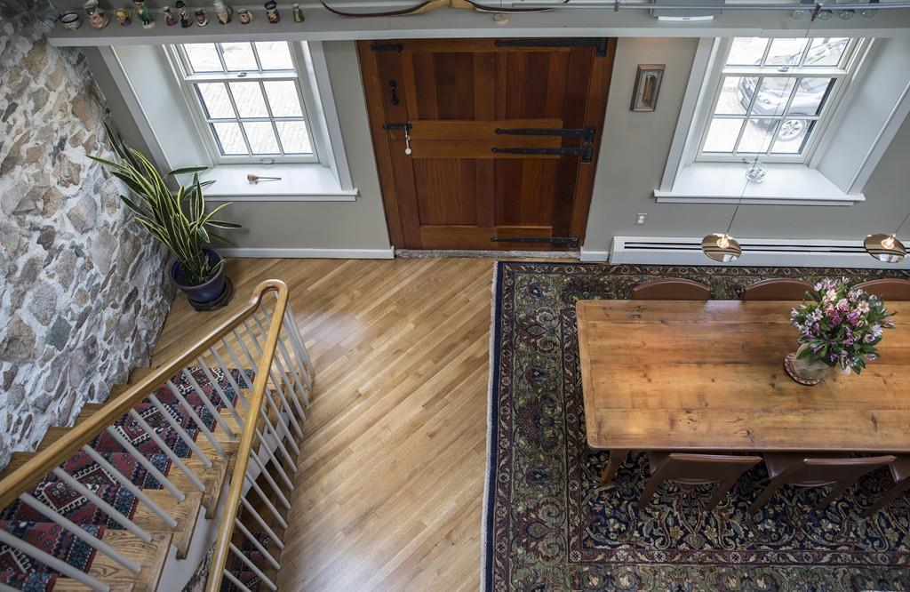 new bedford townhouse