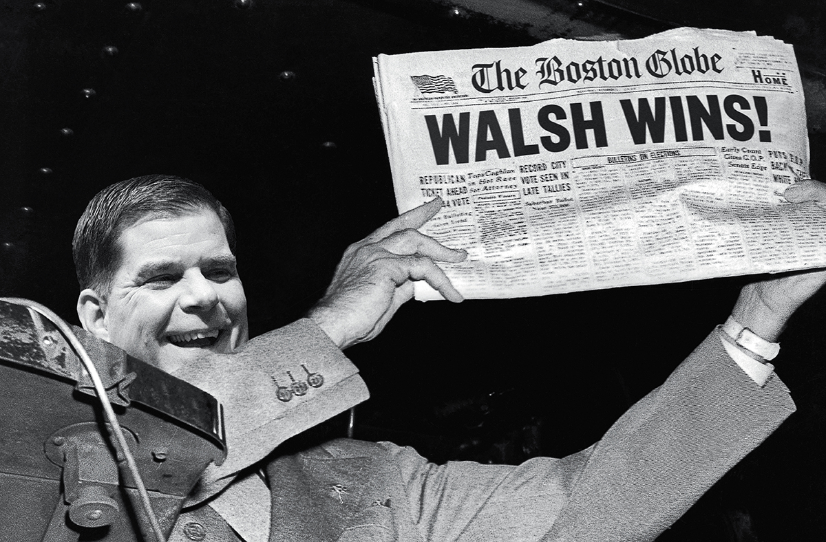 marty walsh wins illustration