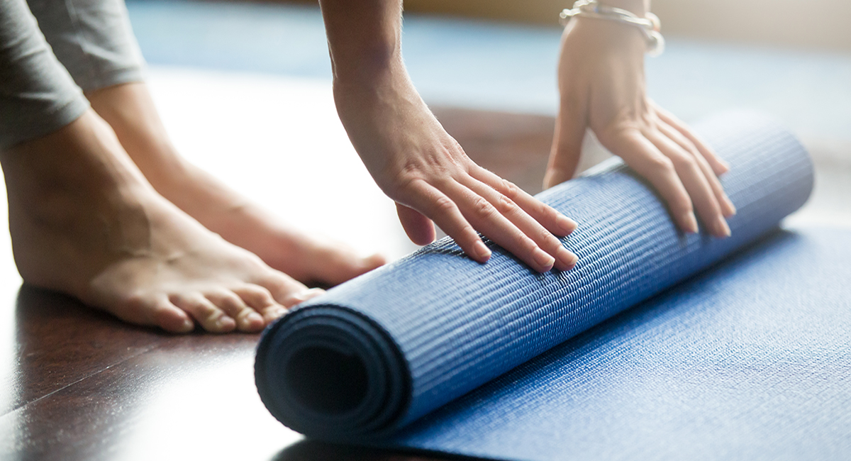 Chemicals In Yoga Mats May Mess With Fertility Study Says