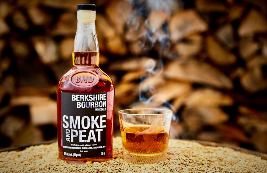 Berkshire Smoke and Peat Bourbon Whiskey