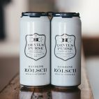 Devil's Purse Brewing Handline Kolsch