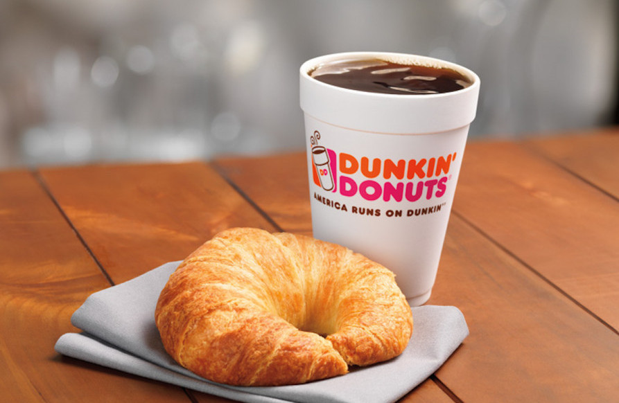 picture about Dunkin Donuts Printable Application identify Dunkins \
