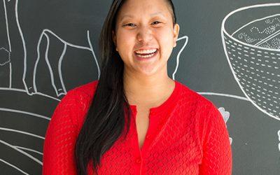 Irene Li of Mei Mei