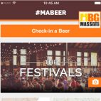 Massachusetts Craft Beer app