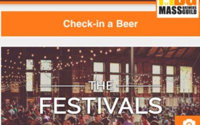 Massachusetts Craft Beer app