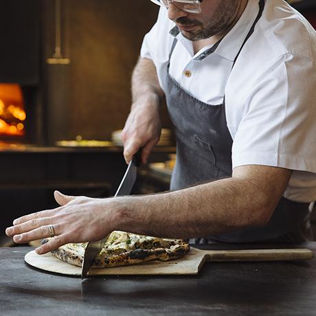 Steel & Rye and Prairie Fire chef Brendan Joy