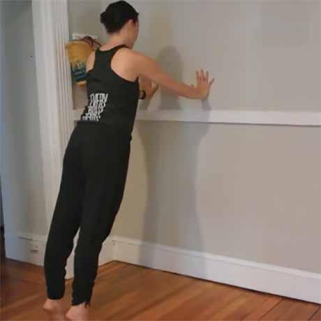 Wall Workout
