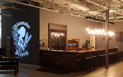 Widowmaker Brewing taproom