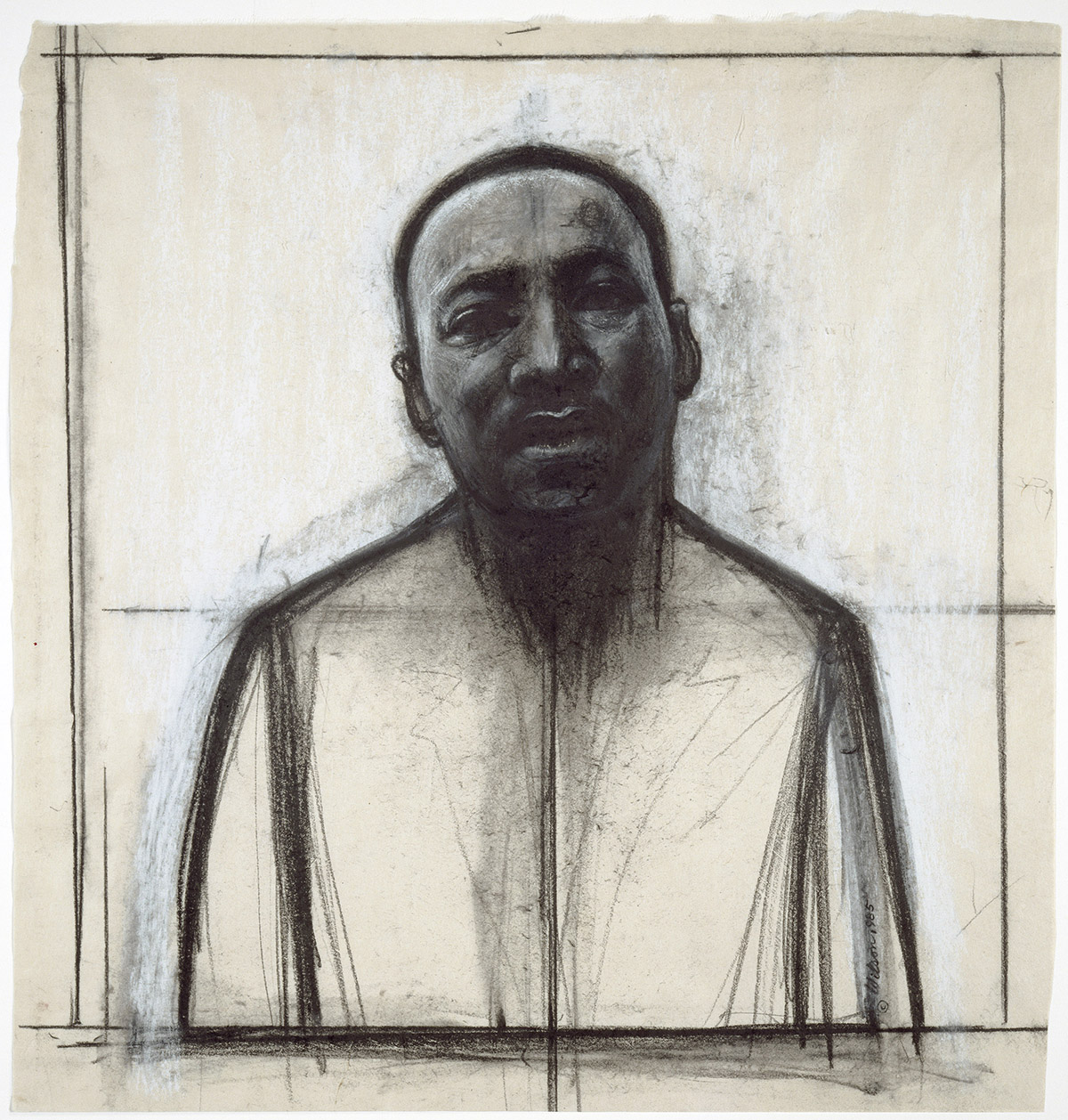 Dr. Martin Luther King, Jr. Drawing by John Wilson