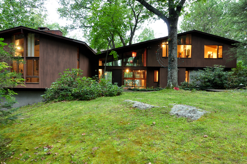 midcentury open houses boston