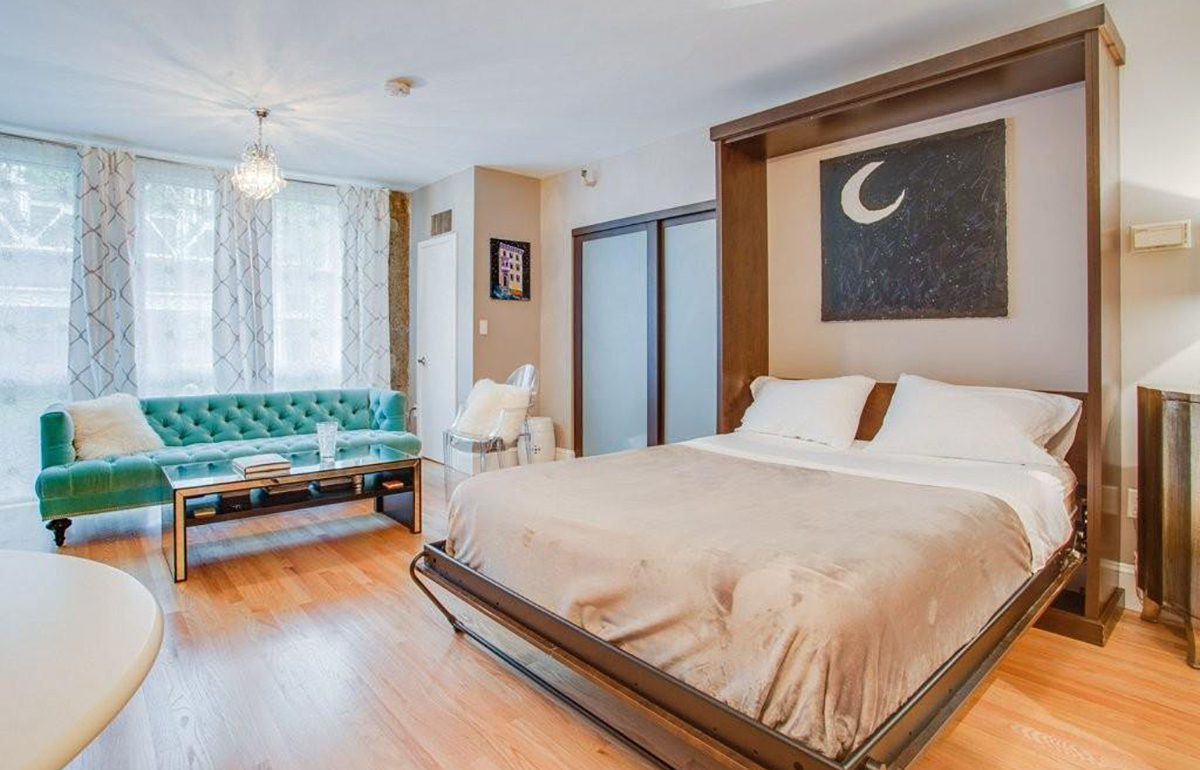 Three boston condos for sale with murphy beds amipublicfo Choice Image