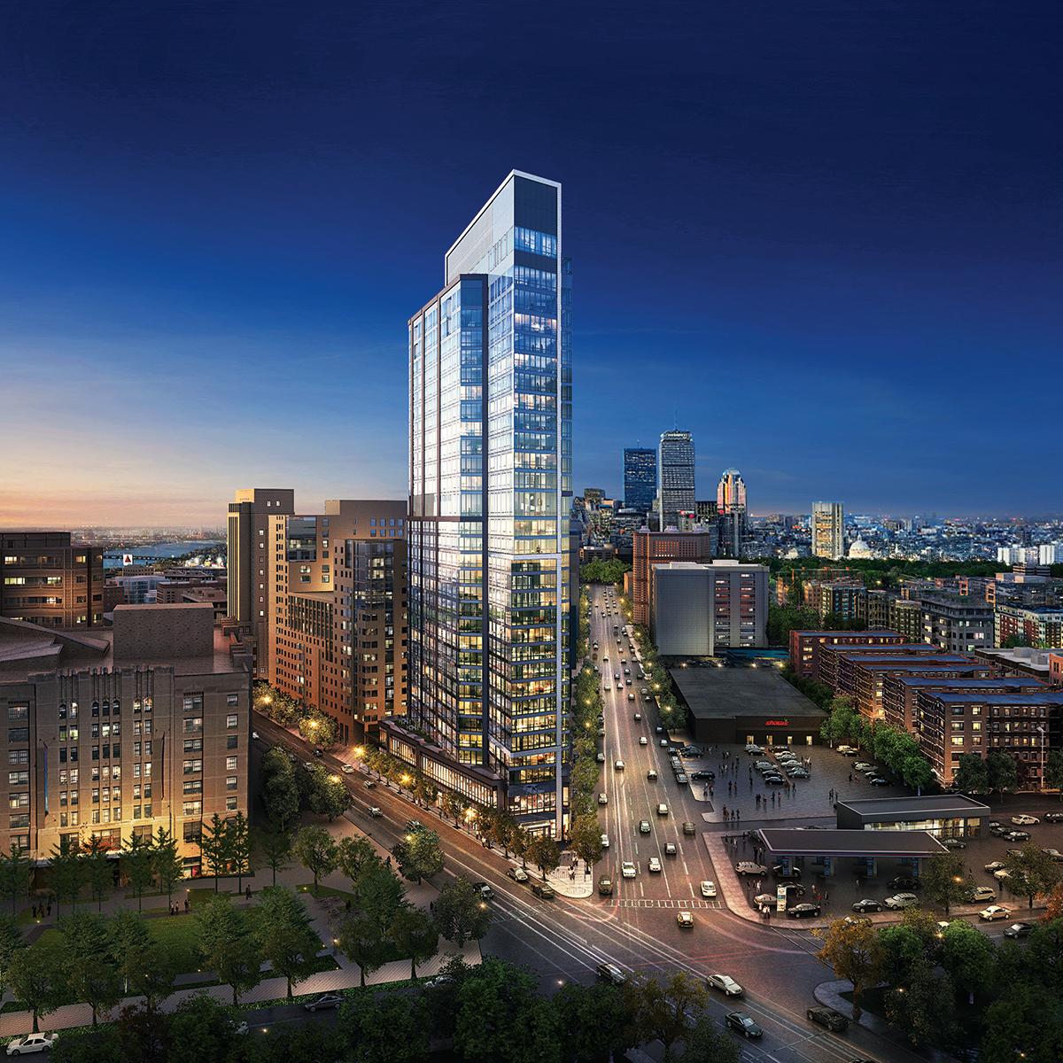 Boston Luxury Apartments: Who Really Owns Boston?