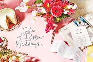 Best of Boston 2017: Weddings