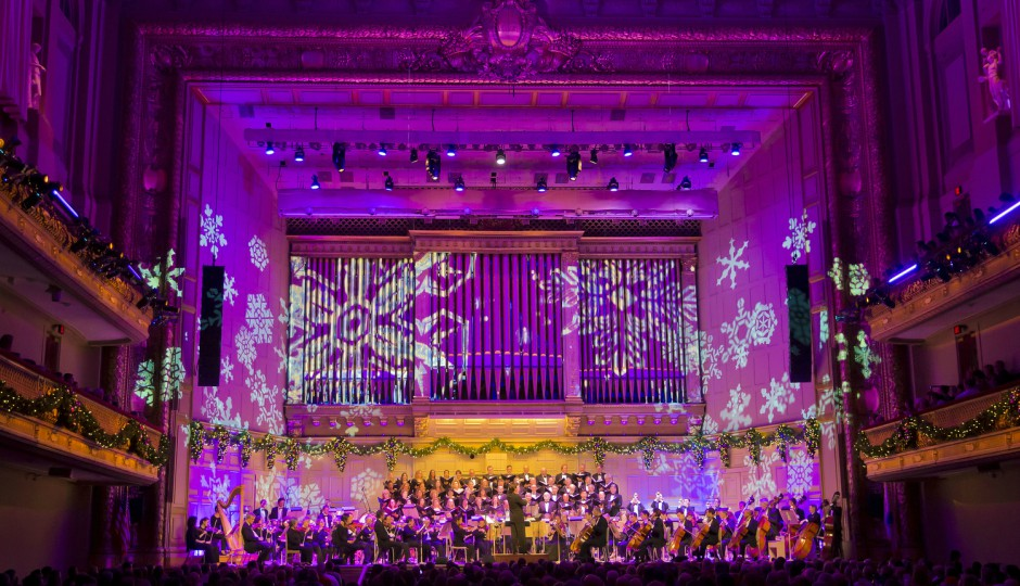 Polished at the Pops - Symphony Hall Style by Boston's Lauren Wells