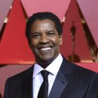 Denzel Washington Boston