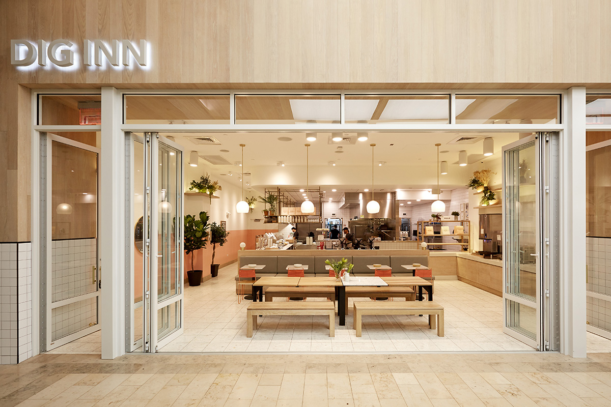 Dig Inn Is Now Open Inside The Prudential Center
