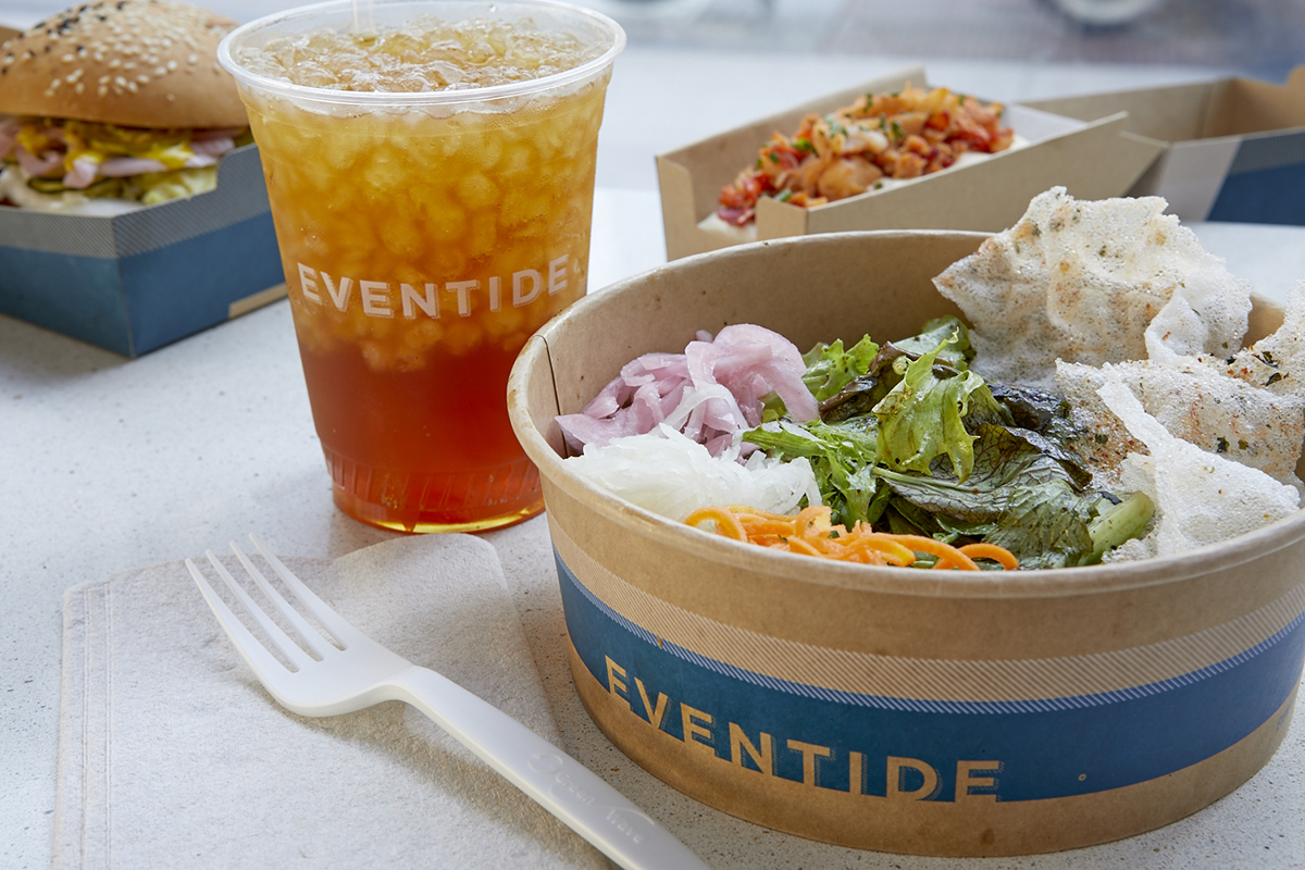 Fine-casual fare at Eventide Fenway
