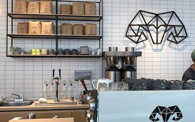 Kōhi Coffee Co. in Brighton