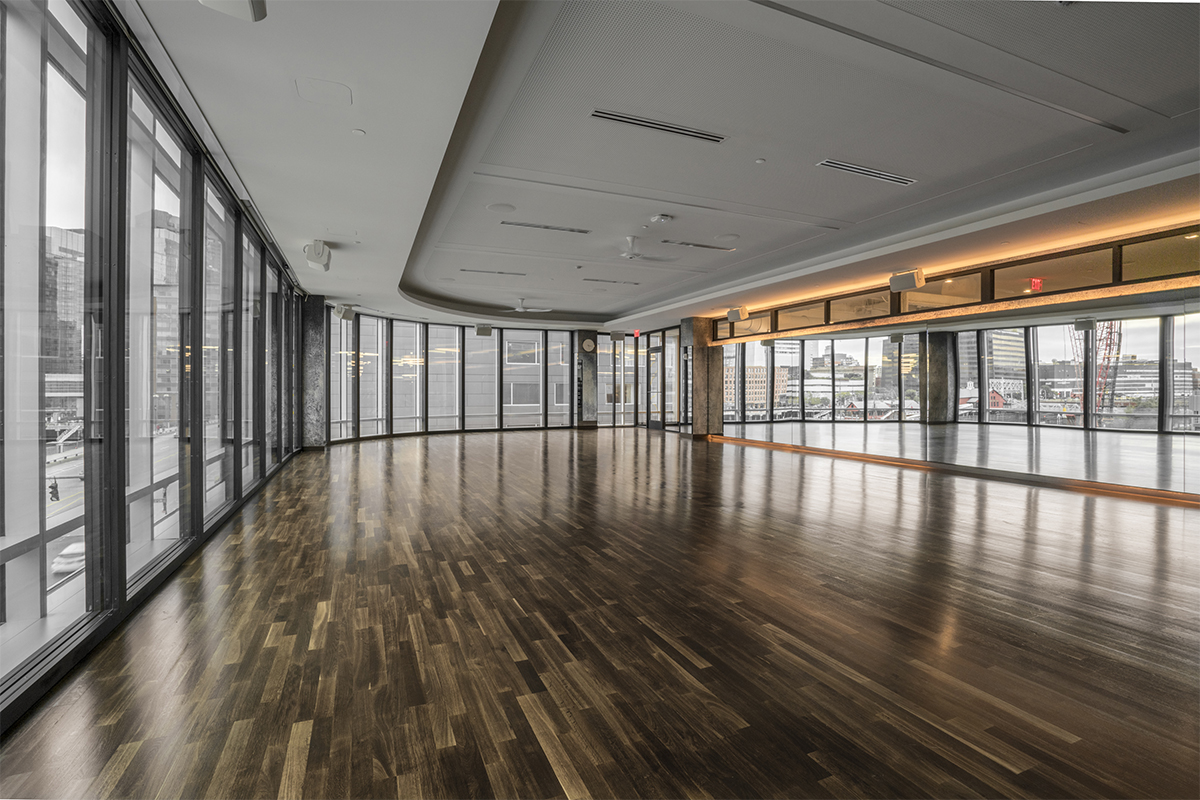 A First Look At Equinox Seaport Boston Magazine