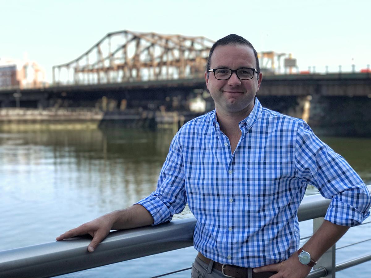 Tom Schlesinger-Guidelli is opening Alcove in Boston