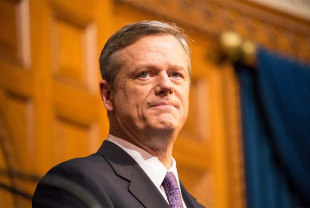 Gov. Charlie Baker Unveils Sweeping Opioid Legislation