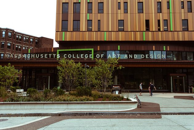 New Vision Unveiled for Massachusetts College of Art and Design