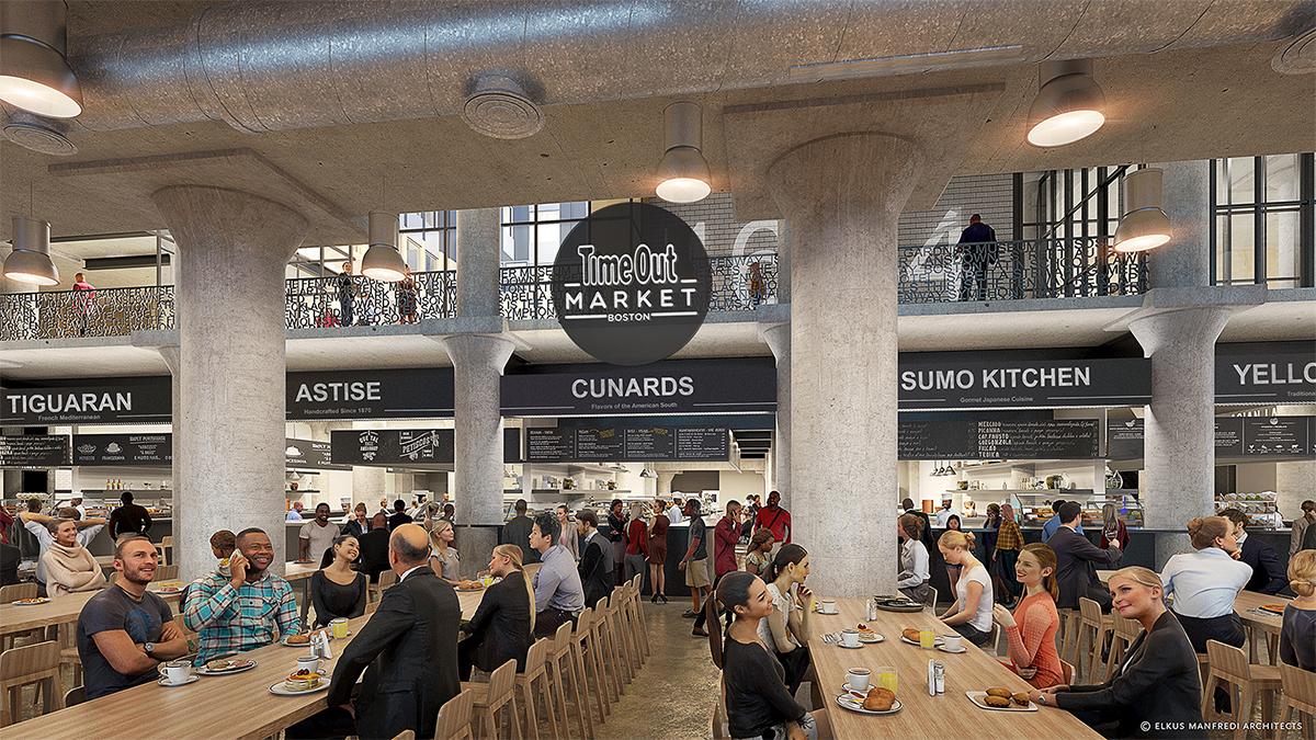The Landmark Center Will Have a Food Hall – Boston Magazine