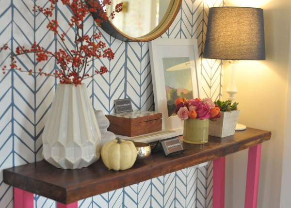 Katrina Foyer Table : Photos seaside kitchens tour boston magazine