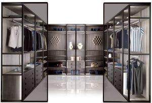 How to Get the Modern Closet or Wardrobe of Your Dreams