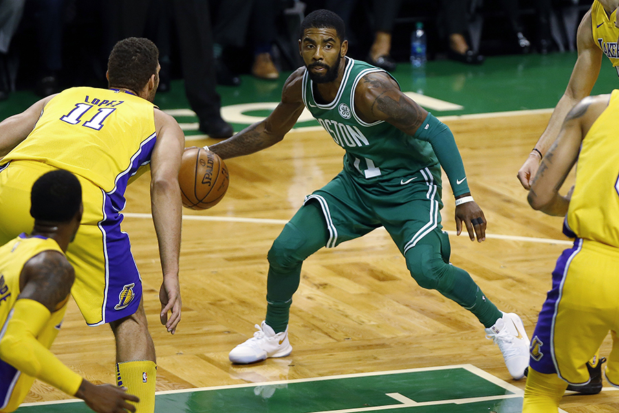 da3f1ab8878 Kyrie Irving s Season Is Over while He Recovers from Knee Surgery