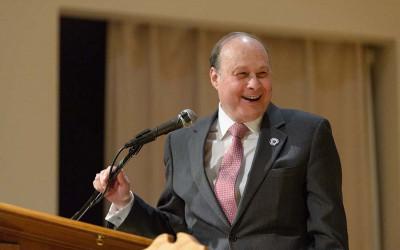 Senate President Stan Rosenberg