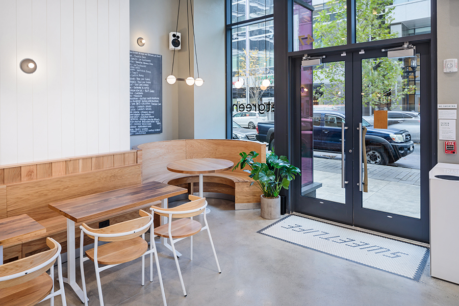 Sweetgreen in the Seaport