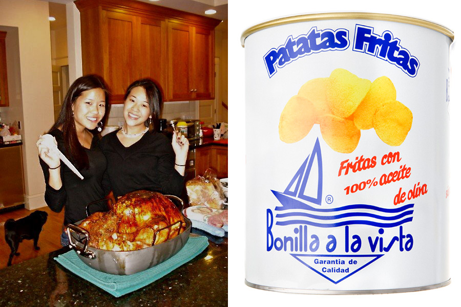 Pagu chef Tracy Chang Thanksgiving