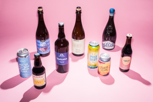 Nine Craft Beers for Your Holiday Table