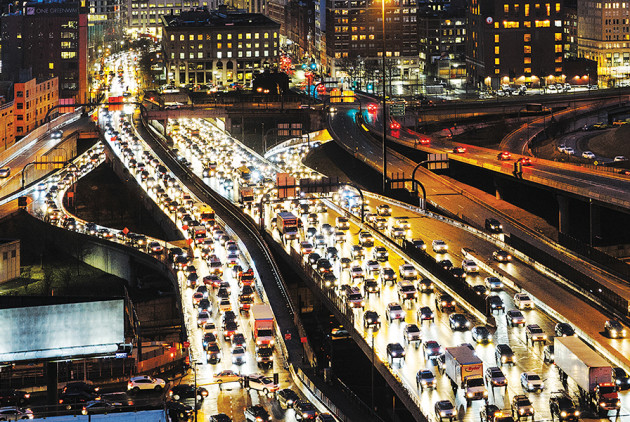 This Is When Boston Traffic Is the Worst during Thanksgiving