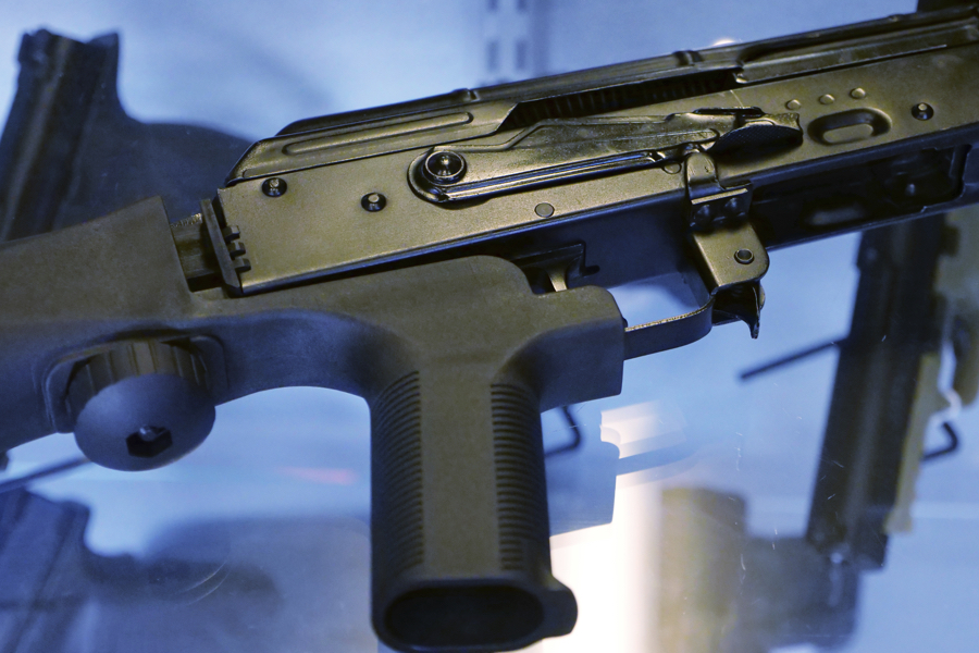 MA becomes first state to ban bump stocks after Las Vegas shooting
