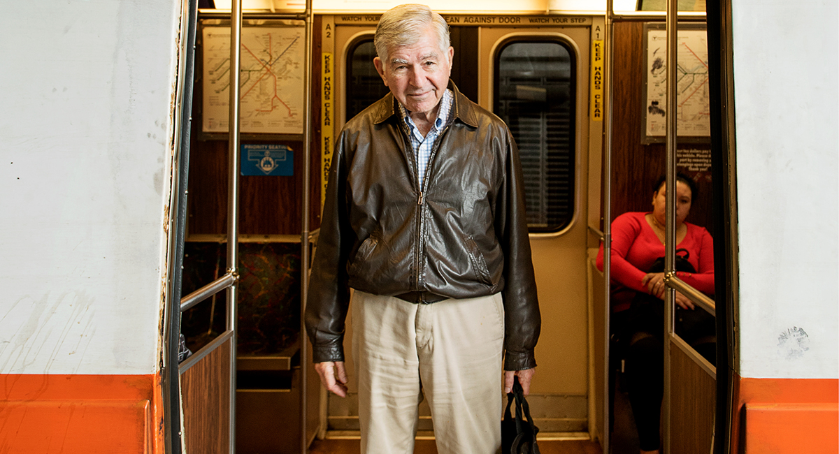 Mike Dukakis's Last Stand
