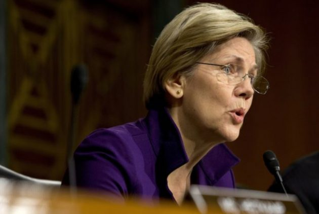 """Elizabeth Warren Called Donald Trump a """"Racist Bully"""" at Martin Luther King Jr. Breakfast"""