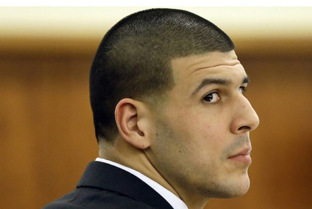 Aaron Hernandez's CTE Is the Most Advanced Case Seen in Someone His Age