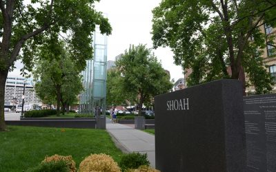 Boston's Holocaust Memorial
