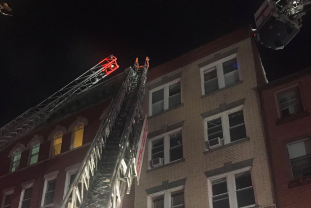A North End Fire Killed Two and Injured Three