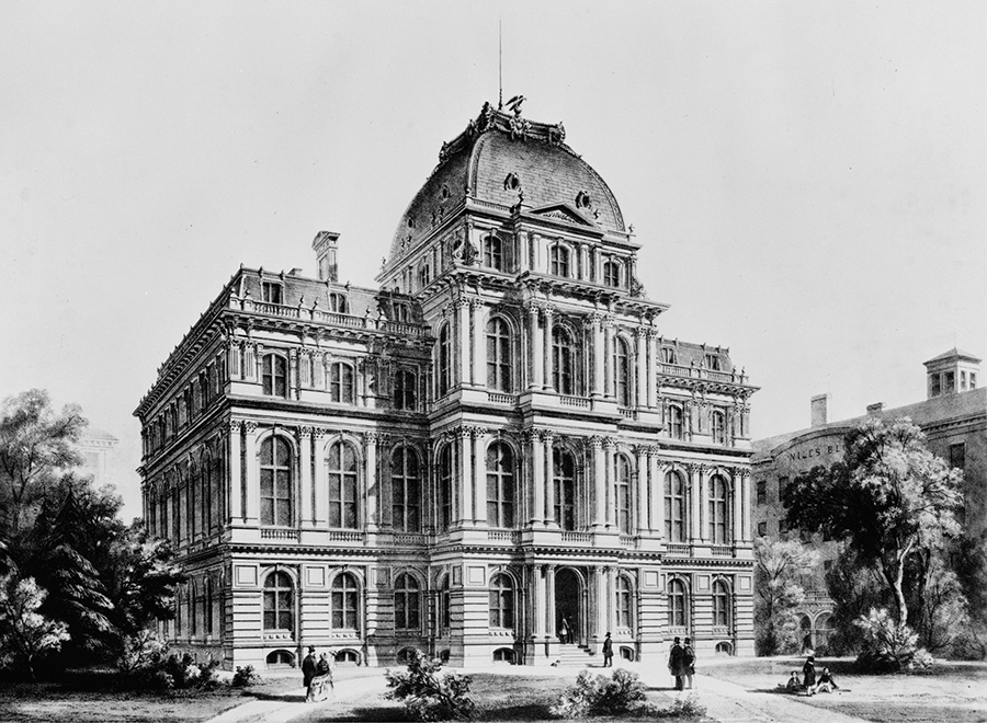 Villa Grove City Hall