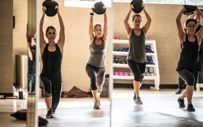 Fitness Boston Magazine