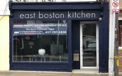 Restaurateur Josh Weinstein is planning to open the Quiet Few where East Boston Kitchen once was