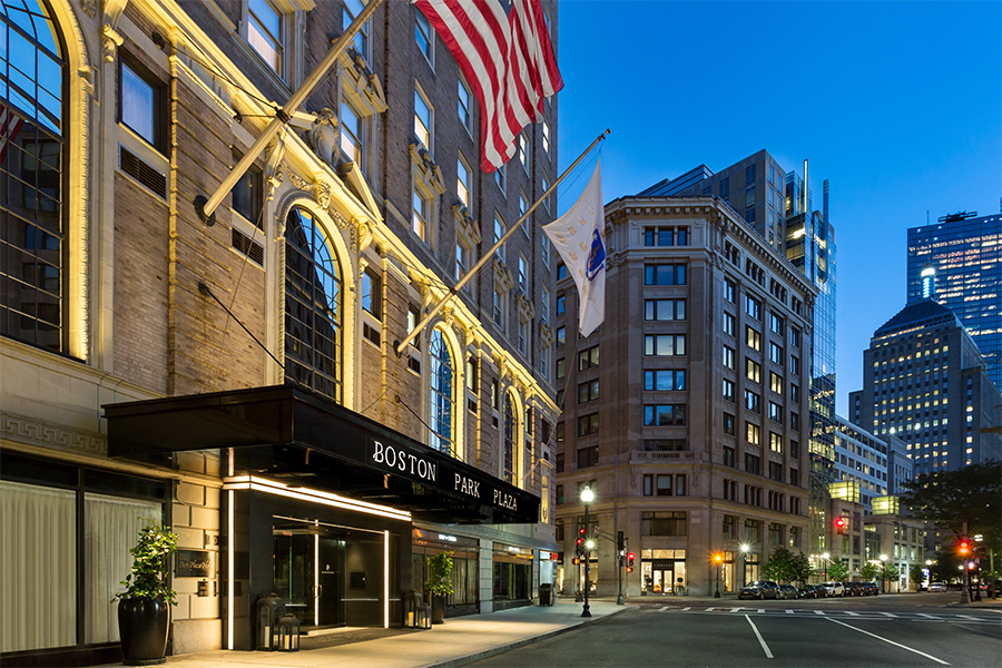 Boston Park Plaza Is This Year S Most Booked Hotel On Tripadvisor