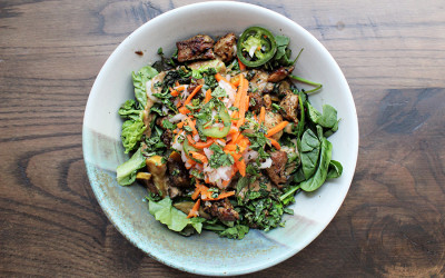 Grainmaker's Urban Greens bowl